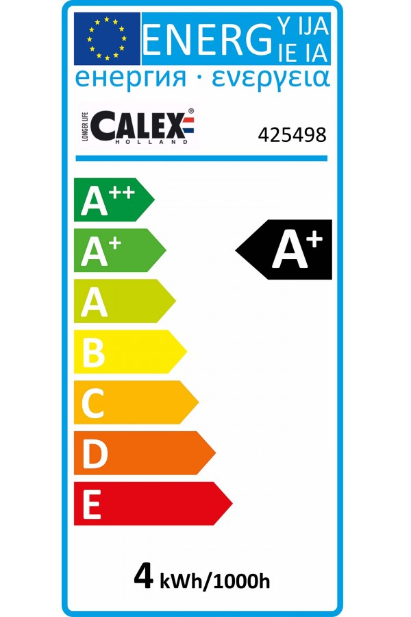 Calex LED Lamp Filament Buislamp - 425498